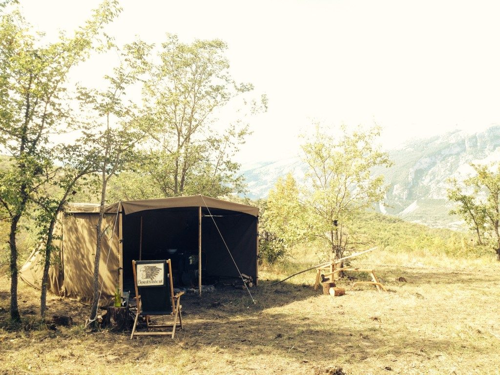 Camp Kitchen Mountain