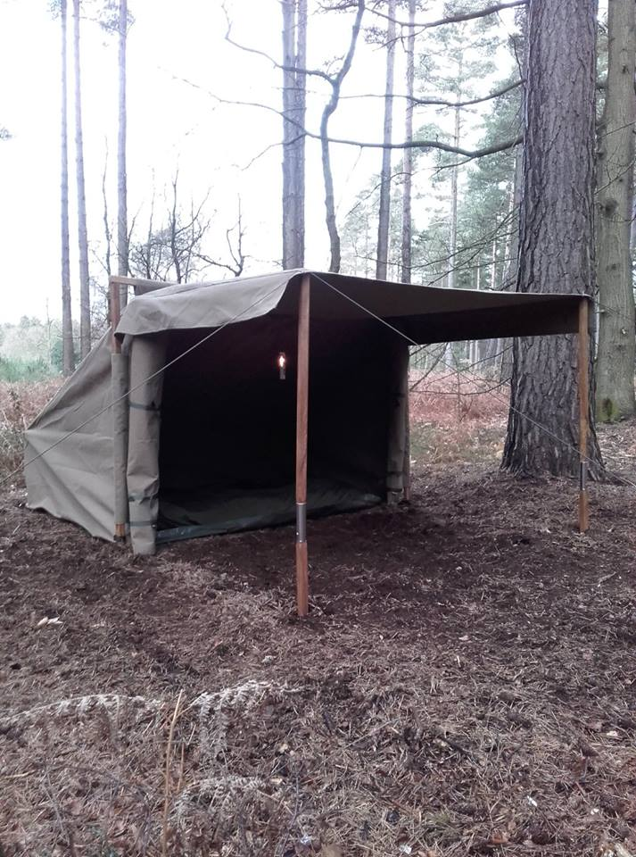 Baker Sand Wood Camp