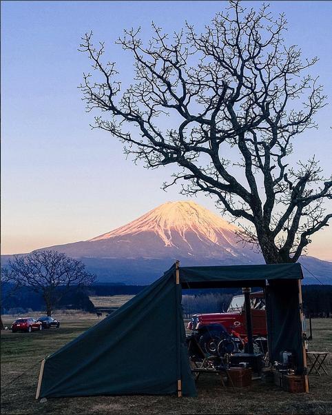 Landrover Tent Fuji